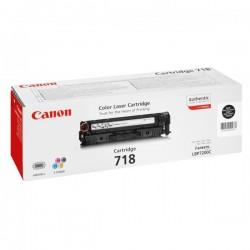 Toner Canon CRG-718BK czarny