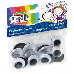 Confetti Fiorello GR-KE15-20M oczka magnetyczne