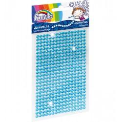 Diamenciki samoprzylepne Fiorello GR-DS039-2 niebieskie