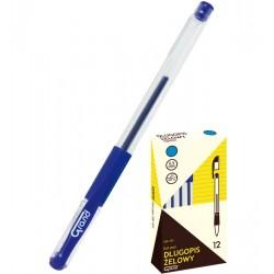 Długopis GRAND żelowy GR-101 niebieski