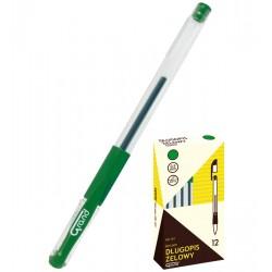 Długopis GRAND żelowy GR-101 zielony