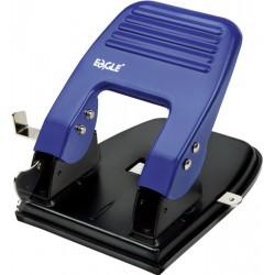 Dziurkacz EAGLE 701 niebieski 30 kartek
