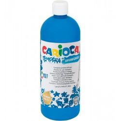 Farba Carioca tempera 1000 ml (KO030/05) bナて冖it/niebieski