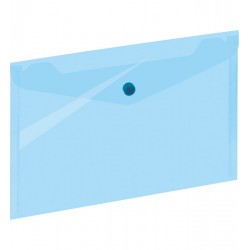 Koperta 043 EAGLE A5 zatrzask niebieska