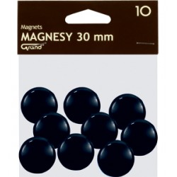 Magnes 30mm GRAND czarny