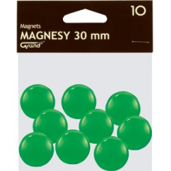 Magnes 30mm GRAND zielony