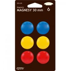 Magnesy CM-30mm blister/GR-630