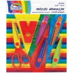 Noナシyczki Fiorello 6,25 GR-7625 8211 16 cm Dekoracyjne