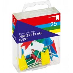 Pinezki GRAND flaga op-25 szt.