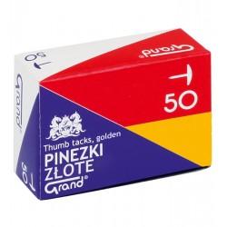 Pinezki GRAND G50 złote 8211 822110