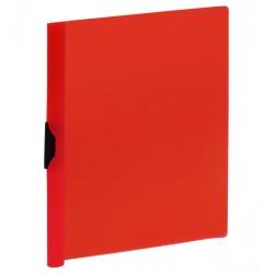Skoroszyt z klipem GR-505K czerwony GRAND