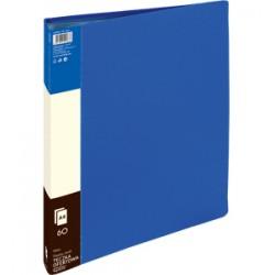 Teczka ofertowa 9006 A 60 koszulek GRAND niebieska