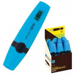 Zakreślacz GRAND GR-225 niebieski 822112