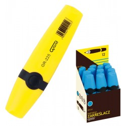 Zakreślacz GRAND GR-225 żółty 822112