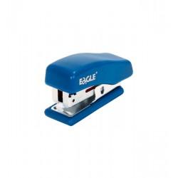 Zszywacz EAGLE 868 mini niebieski 24/6 8211 20 kartek