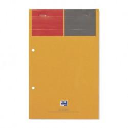 Blok biurowy a4+ 80k li. Oxford international notepad żółte kartki
