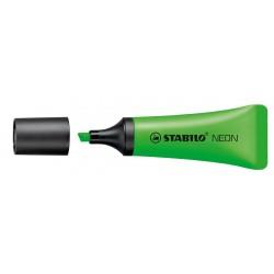Stabilo NEON zielony