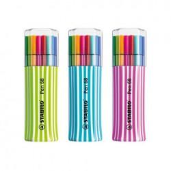 Stabilo Pen 68 Single-Pack mix kolorテウw 15 szt.