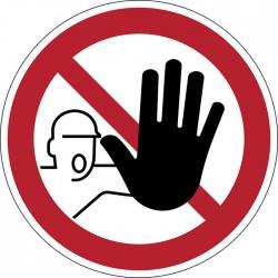 Znacznik podナPgowy - symbol 窶朦ieupowaナシnionym wstト冪 wzbroniony窶�