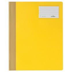 Skoroszyt A4 z kolorową okładką, ponadstandardrowa szerokość, PVC