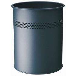 Kosz na śmieci, metalowy, okrągły 15, P 30 mm