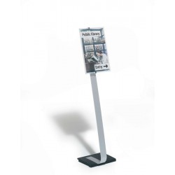 CRYSTAL SIGN stand A3, tablica informacyjna A3
