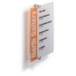 CRYSTAL SIGN tabliczka przydrzwiowa A4 210x297 mm