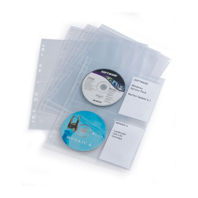 Obwoluta na 4 CD