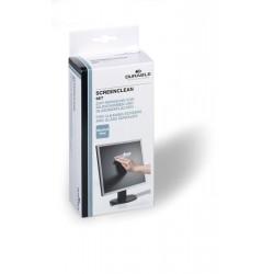 SCREENCLEAN SET zestaw do czyszczenia ekranu (1x FLUID 125 ml + 20 ściereczek)