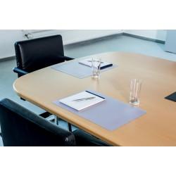 PodkナBd na biurko przezroczysty 420 x 300 mm