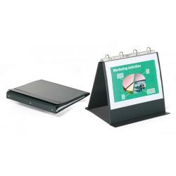 Flipchart stołowy economy poziomy 10 kieszeni