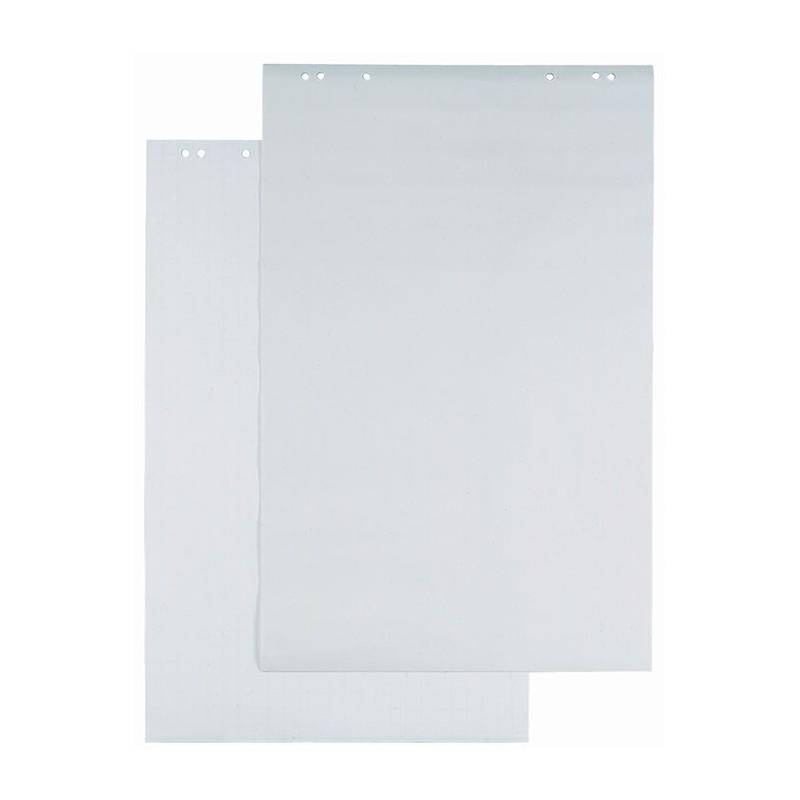 Blok Flipchart, 20 arkuszy w kratkト� 65 x 100 cm