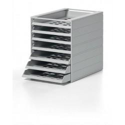 IDEALBOX BASIC 7 A4 pojemnik z 7 szufladami do montaナシu,