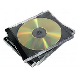 Pudełka na płyty CD/DVD