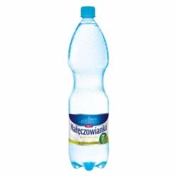 Woda mineralna Nałęczowianka lekko gazowana 1,5 L, zgrzewka 6 szt.