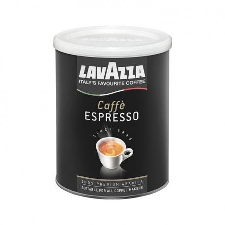 Kawa Lavazza mielona Espresso 250g w puszce