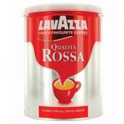 Kawa Lavazza mielona Qualita Rossa 250g w puszce