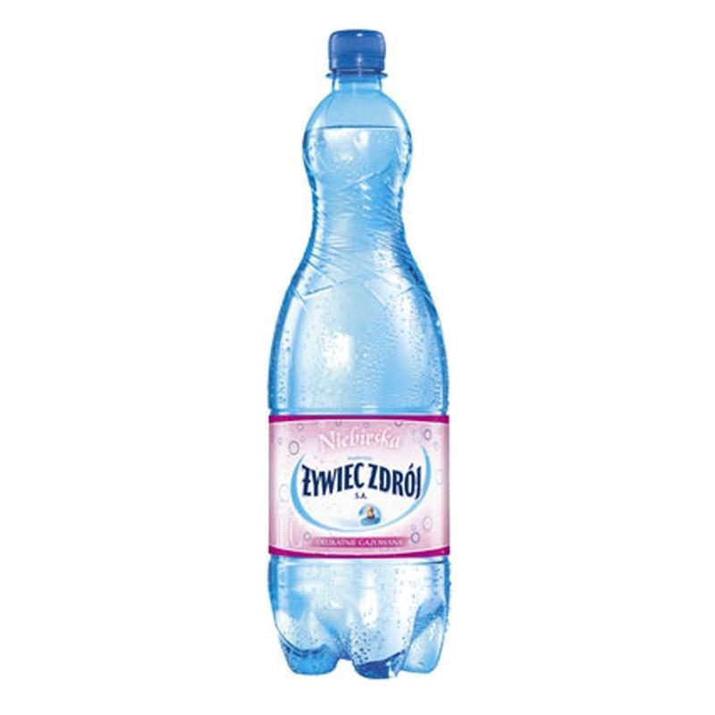 Woda Żywiec Zdrój zgrzewka 6szt lekko gazowana 1,5 L