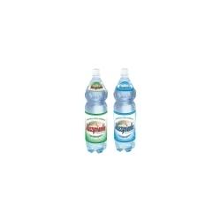 Woda mineralna MUSZYNIANKA 1.5L niskonasycona CO2 zielona