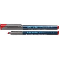 Foliopis Schneider Maxx 220s 0,4 mm czerwony