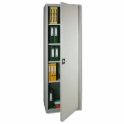 Szafa metalowa biurowa jedno drzwiowa
