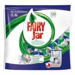 Tabletki do zmywarek Fairy Jar 120 tabletek