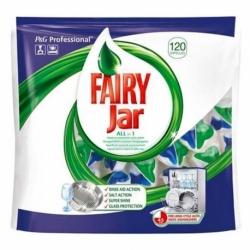 Tabletki do zmywarki Fairy Jar 120 szt.