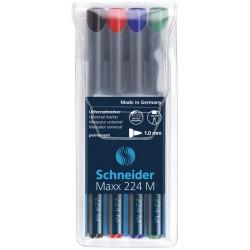 Foliopis Schneider Maxx 224m 1 mm 4 szt