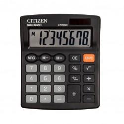 Kalkulator biurowy CITIZEN SDC-805NR