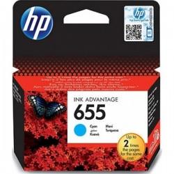 HP Tusz CZ110AE Nr655 Cyan HP655