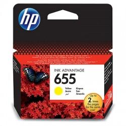 HP Tusz CZ112AE Nr655 Yellow HP655