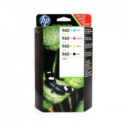 HP Tusz C2N93AE Nr940XL CMYK MultiPack HP940xl