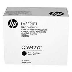 HP Toner Q5942YC Black HC