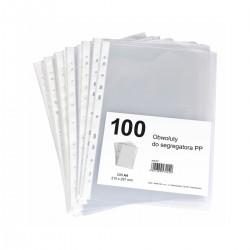 Koszulki groszkowe Herlitz A4, 100 szt